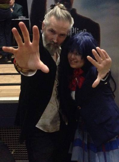Meeting Jon Campling (June 2016)