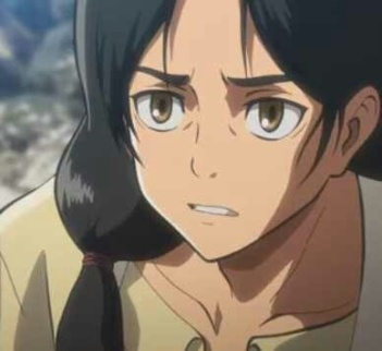 Carla Yeager from Attack on Titan